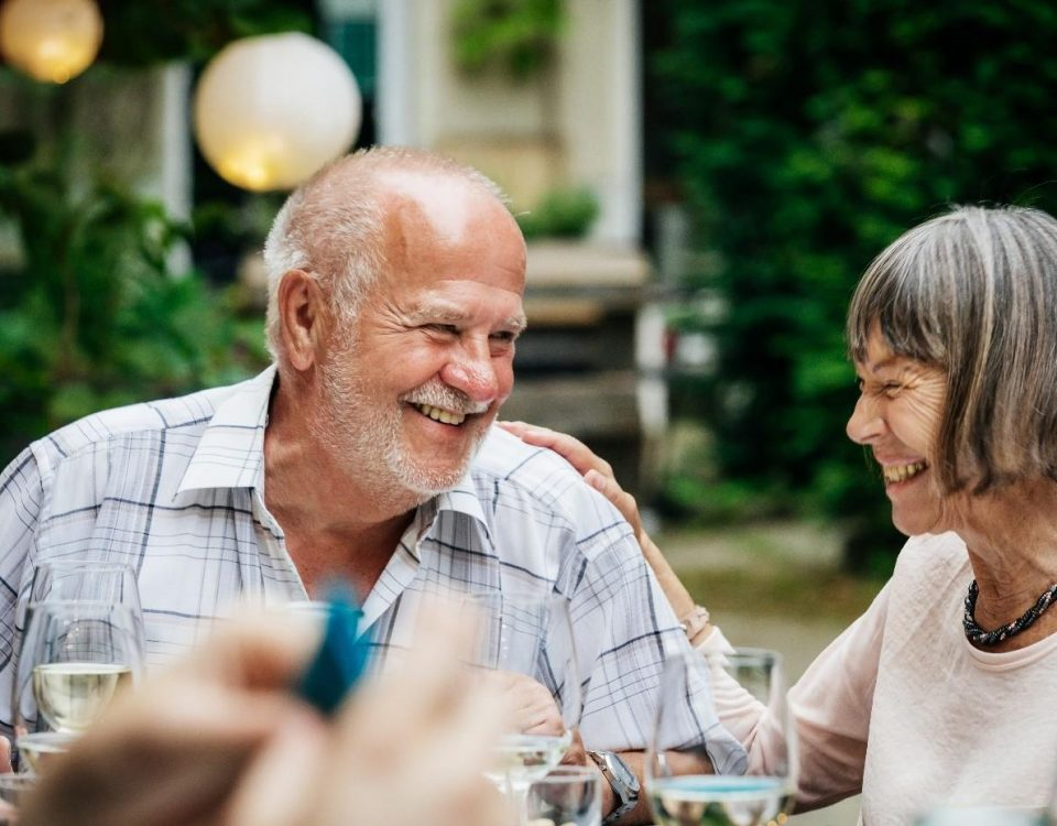 hearing aid happy and healthy